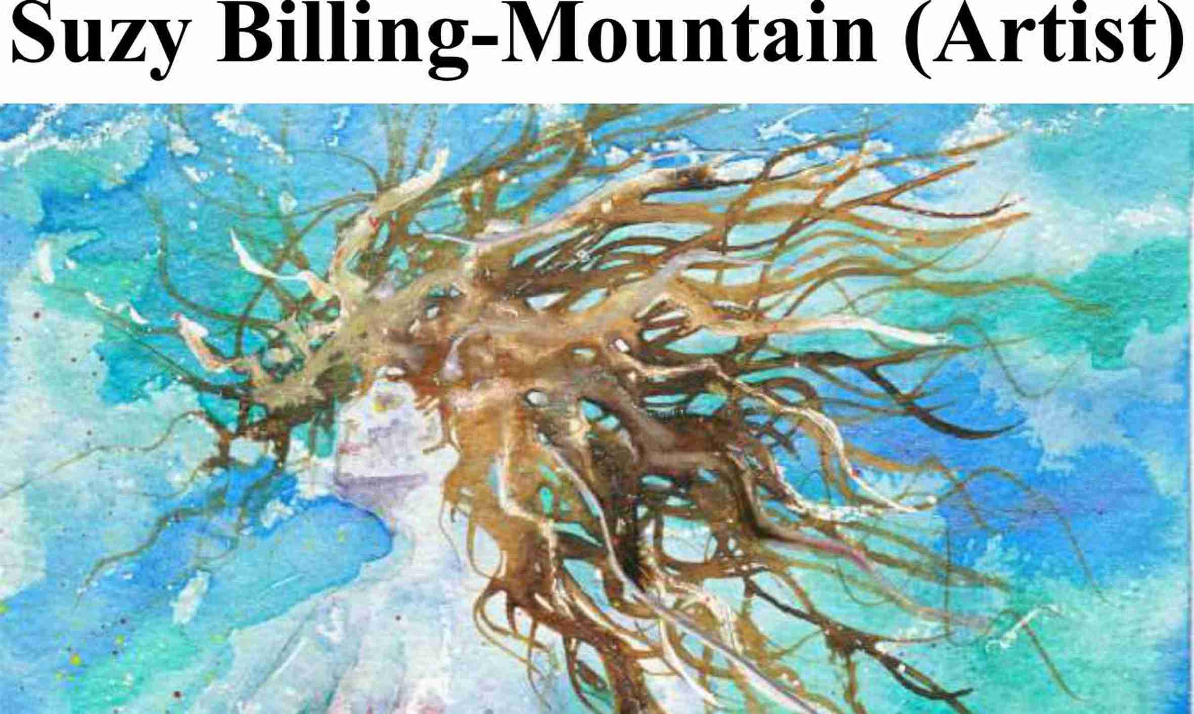 Suzy Billing-Mountain    Artist